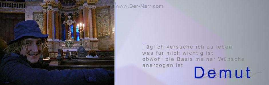 Der-narr.com-demut